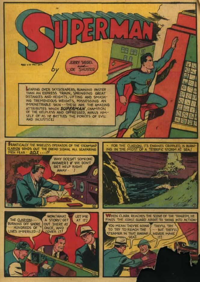 Action Comics (1938) 17 Page 2