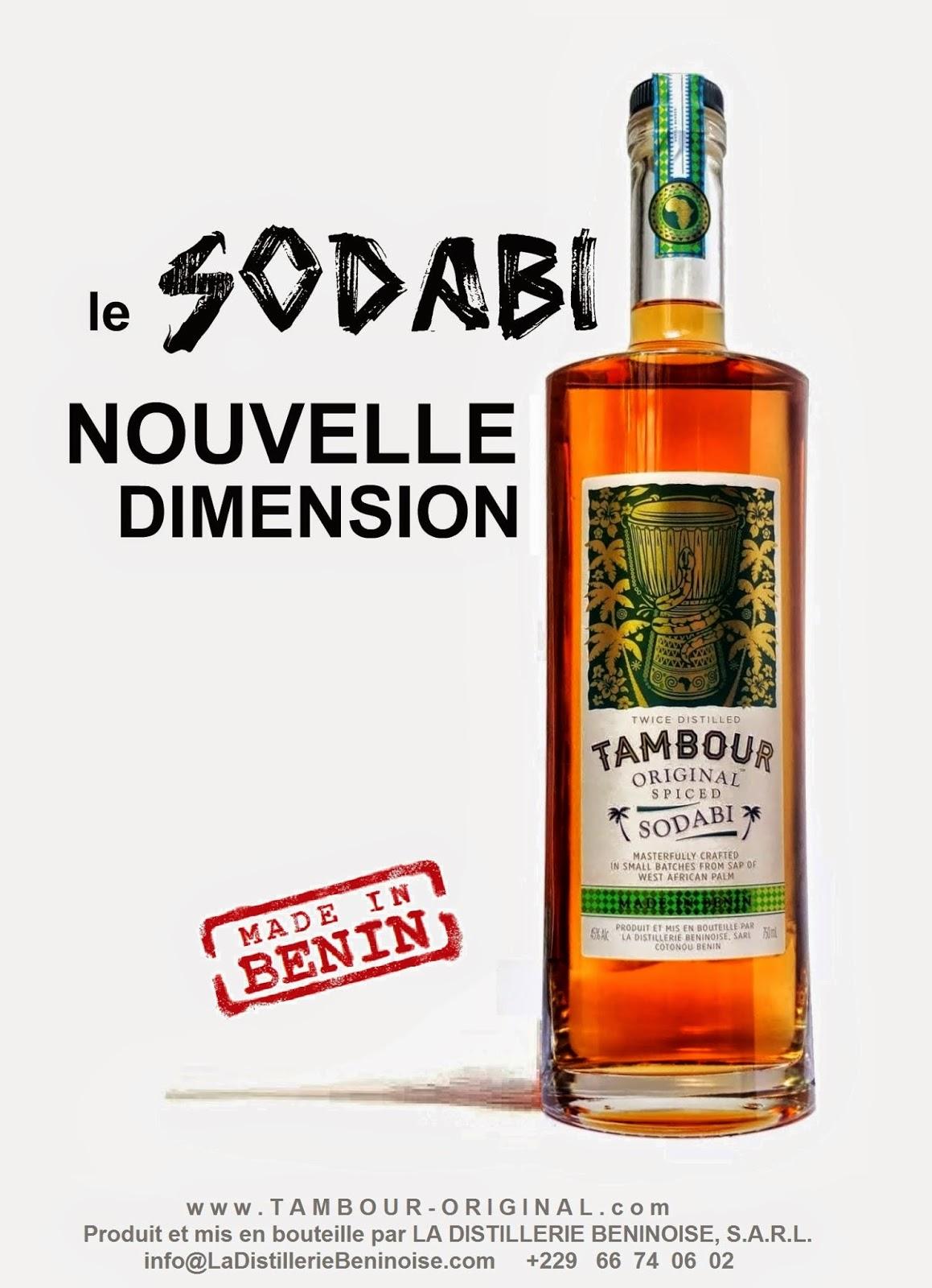 Made in Benin - Sodabi   Timbuktu Chronicles