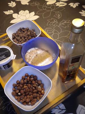 Recette de pâte à tartiner au chocolat et aux noisettes