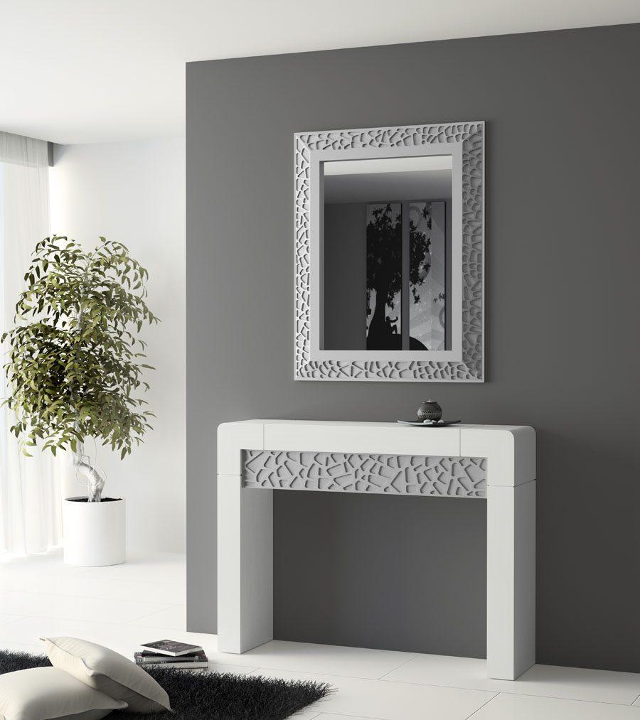 Fotos de hall de entrada modernos decora o e ideias - Muebles de entrada pequenos ...