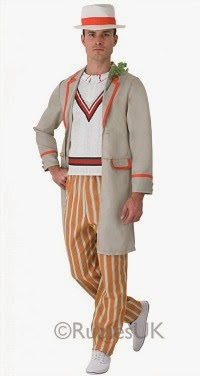 Fifth Doctor Who Fancy Dress Costume