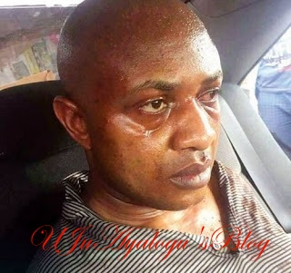 Notorious kidnapper, Evans breaks down in tears in security cell
