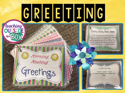 How to make morning meeting the best part of your day teach morning meeting greeting cards m4hsunfo Choice Image