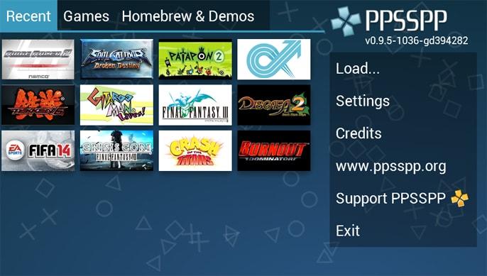 Download Kumpulan Game PPSSPP iso Android Ukuran Kecil Terbaru