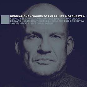 Dedications - works for clarinet & orchestra - Roeland Hendrikx