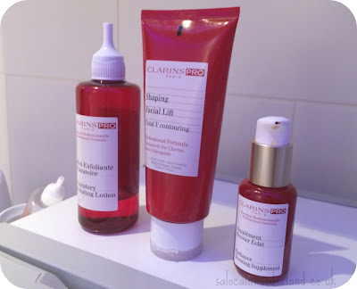 clarins skin spa liverpool review