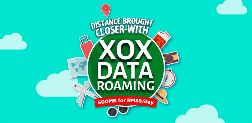 ONEXOX Data Roaming