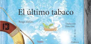 POS El Último Tabaco | Teatro La Candelaria