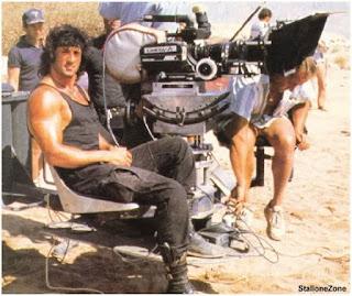 Peter Macdonald Director of Rambo 3 Interview