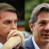 Band e RedeTV! cancelam debates entre Bolsonaro e Haddad