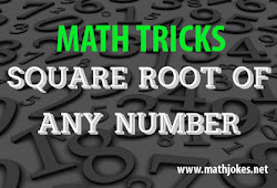 Interesting Math Tricks: The Guessing Number Trick - Math Jokes