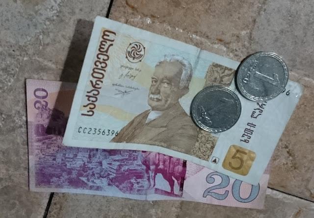Georgisches Geld