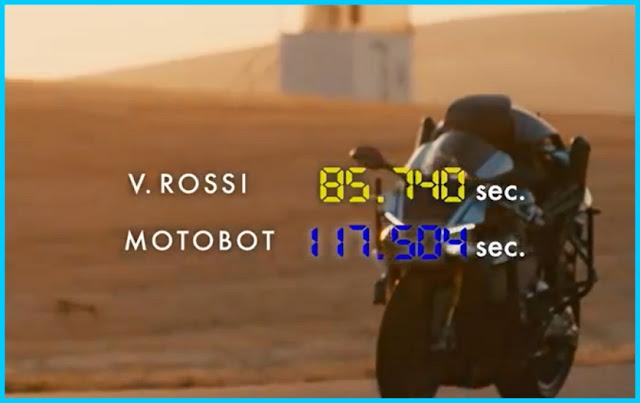 motobot motor robot yamaha