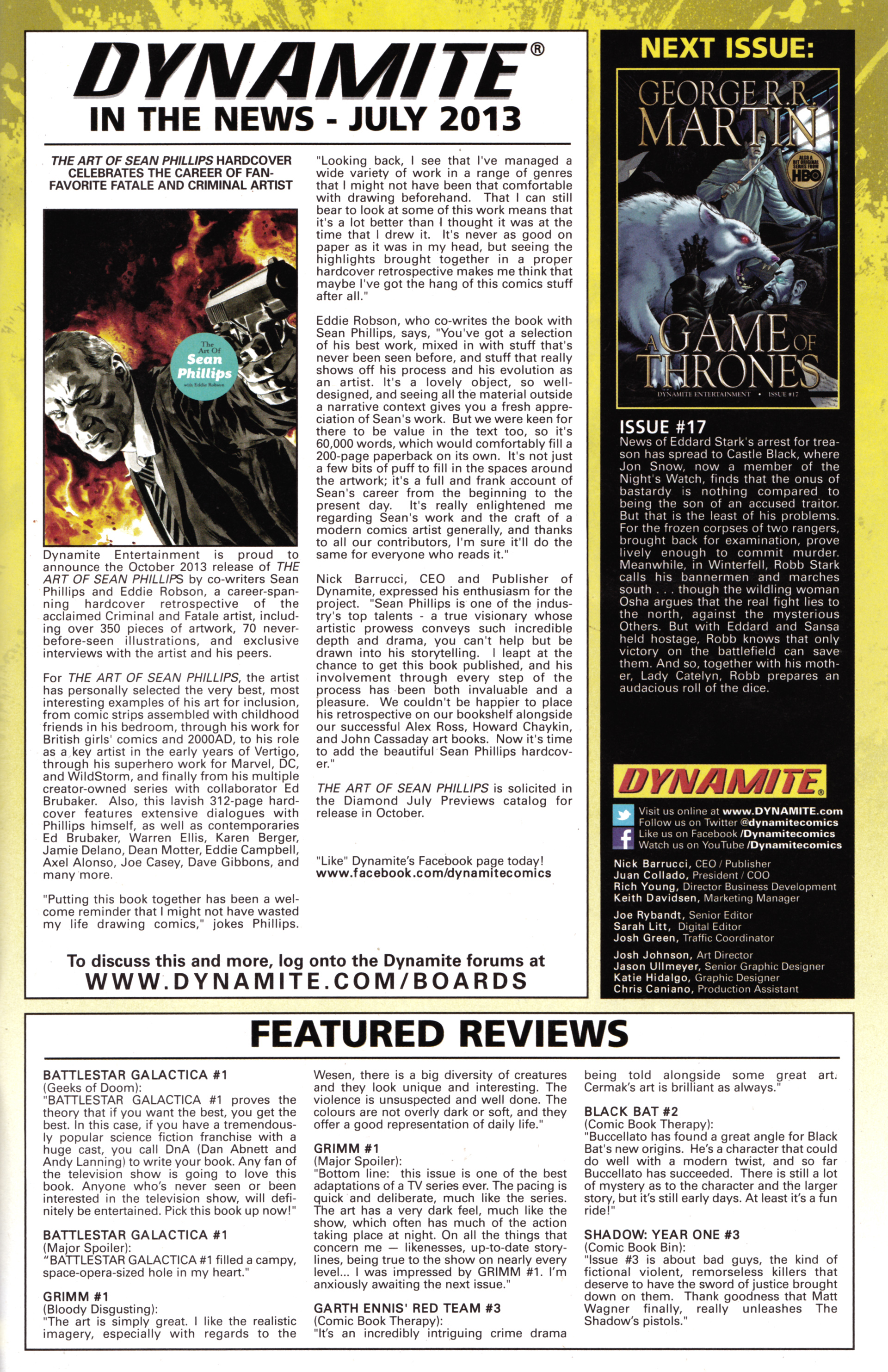 Read online A Game Of Thrones comic -  Issue #16 - 33