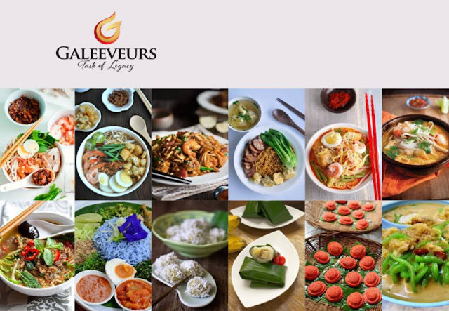 Galeeveurs Group Food Menu