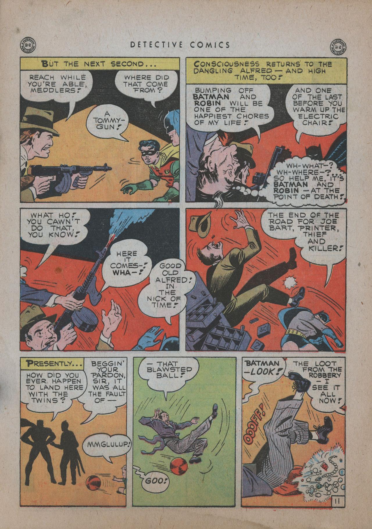 Read online Detective Comics (1937) comic -  Issue #101 - 13