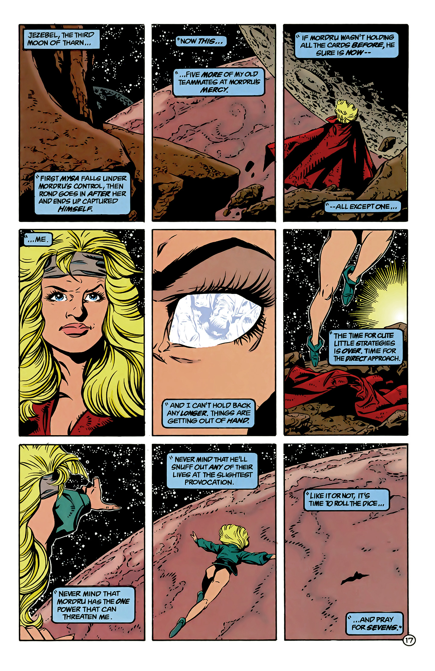 Legion of Super-Heroes (1989) 6 Page 17