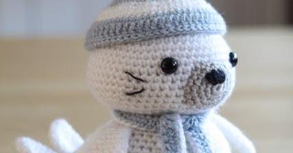 Häkelblog Täglich Neue Anleitungen Sammy Die Seerobbe