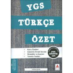 Delta Kültür YGS Türkçe (Konu Özetleri)
