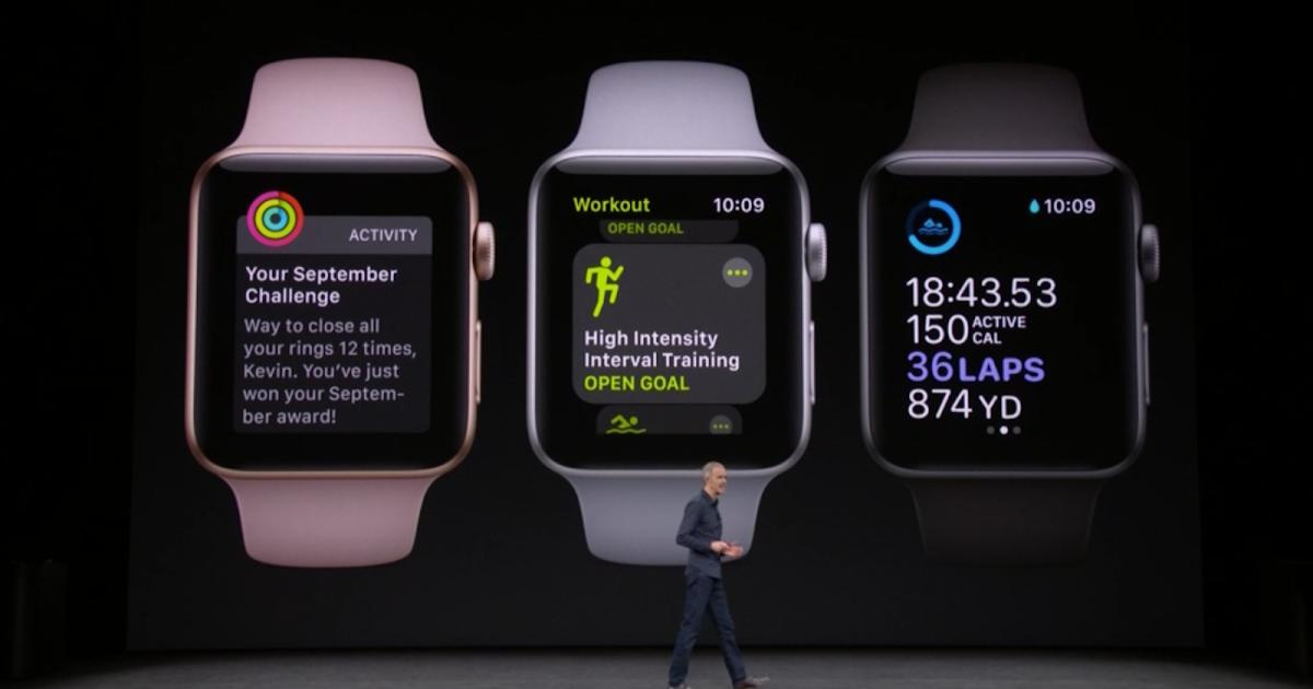 thatgeekdad: Apple Watch Series 3 pre-order is tonight 3AM ...