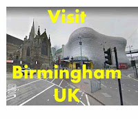 Visit UK for Free at 10+ Popular Places in Birmingham