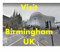 Visit UK for Free at 10+ Popular Places in Birmingham