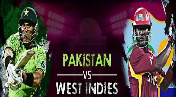 Pakistan v/s West Indies Series 2016 Live Telecast