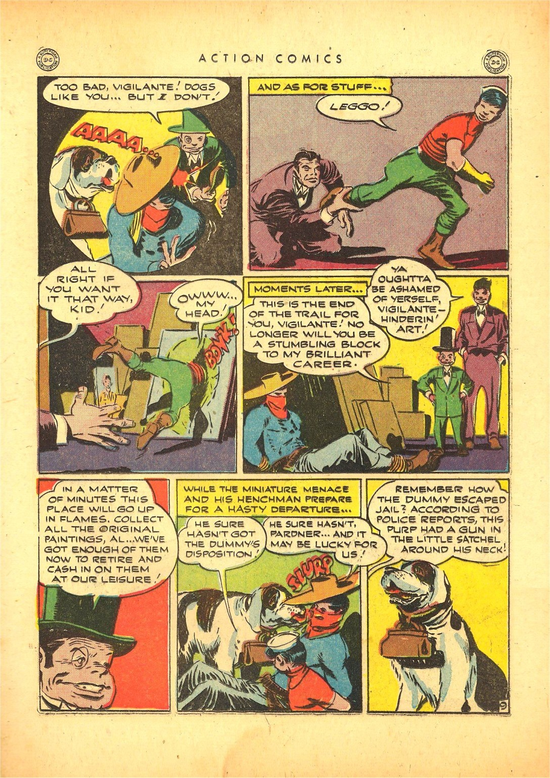 Read online Action Comics (1938) comic -  Issue #87 - 30