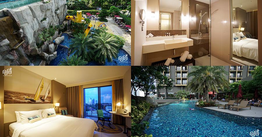 รีวิวจัดเต็มโรงแรม Mercure Pattaya Ocean Resort ที่พักที่เหมาะกับคนทั้งครอบครัว