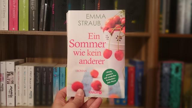 Emma Straub - Ein Sommer wie kein anderer