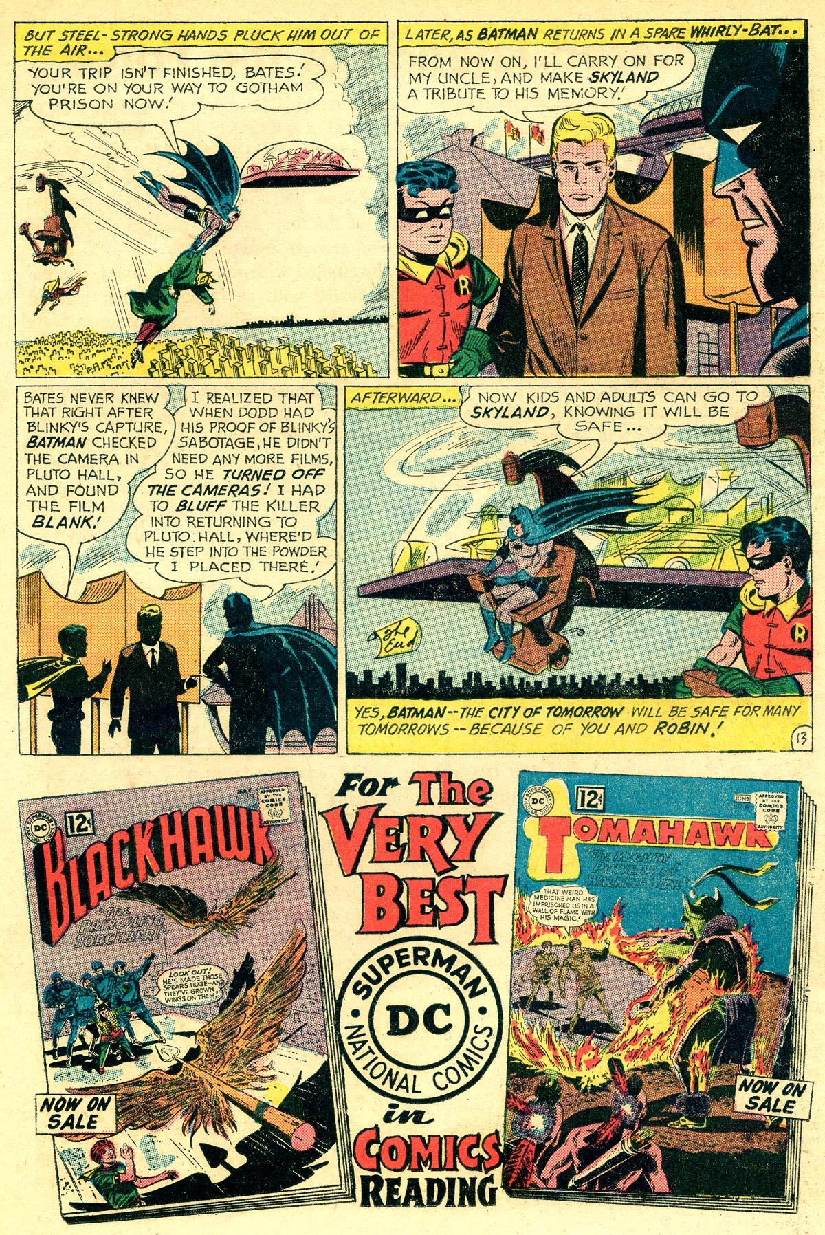 Detective Comics (1937) 303 Page 16
