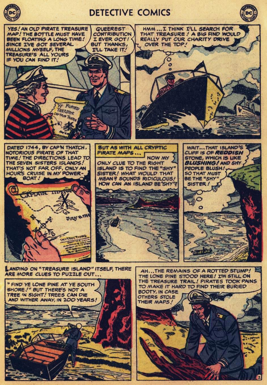 Read online Detective Comics (1937) comic -  Issue #215 - 16