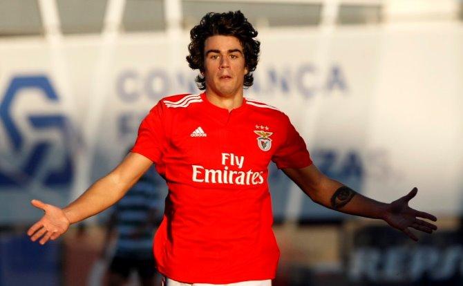 Benfica Tiago Araújo