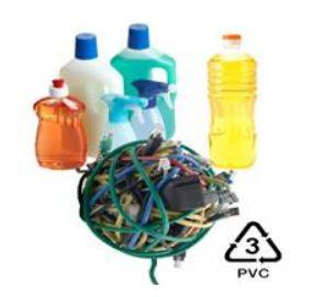 jenis plastik PVC dan contohnya