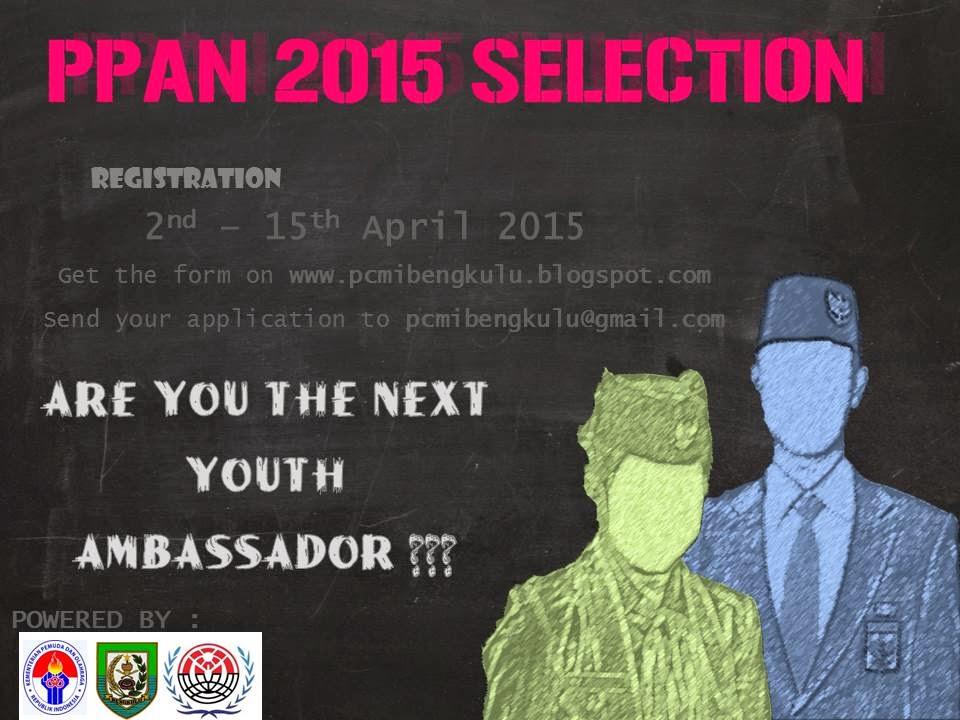 Pendaftaran Online Seleksi PPAN Bengkulu 2015