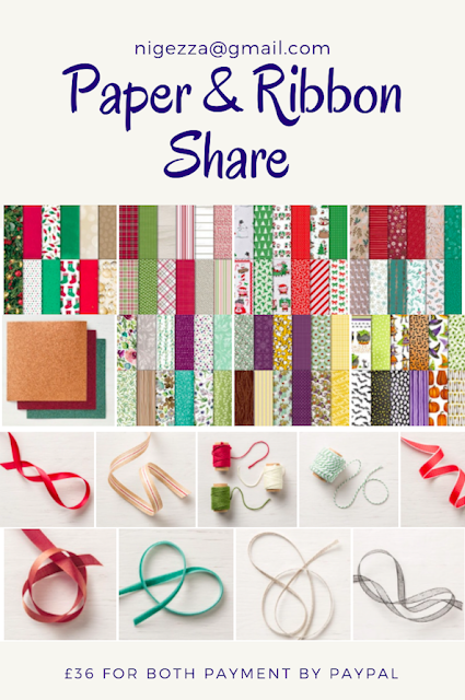 Nigezza Creates Ribbon Share