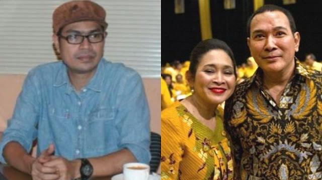 Titiek Soeharto Mundur dari Partai Golkar, Faizal Assegaf: Itu Bukti Pengaruh Kepemimpinan Jokowi