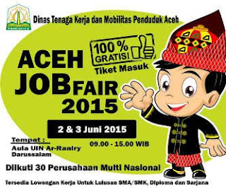 Aceh Job Fair 2015