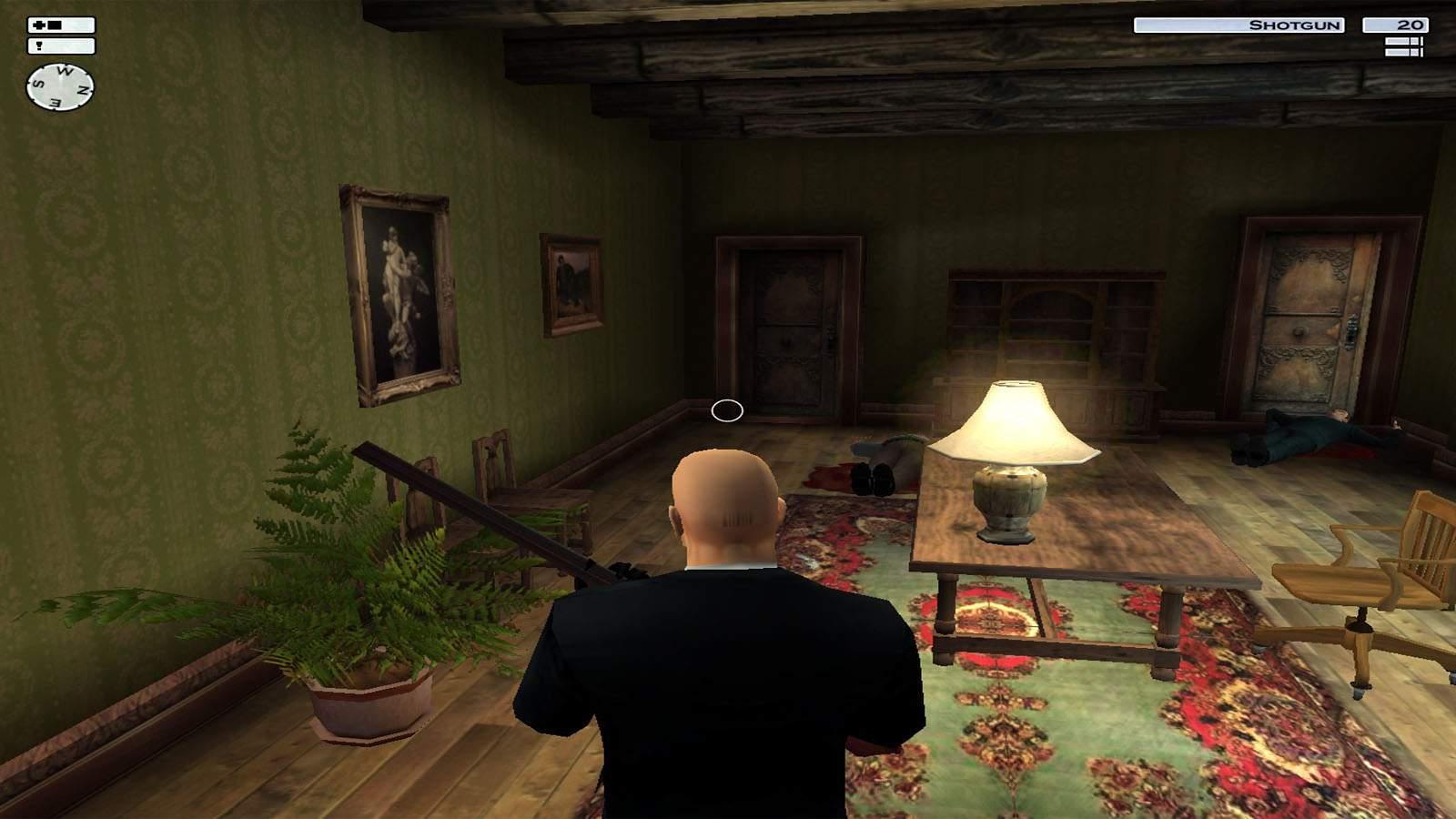 تحميل لعبة Hitman 2 Silent Assassin مغوطة برابط واحد مباشر + تورنت كاملة مجانا