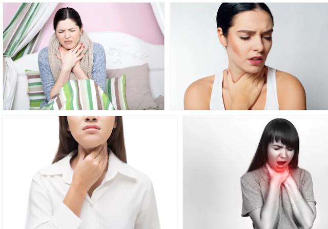 [Beauty Tips] गले में दर्द व गले के सूखने के घरेलू इलाज़ यहां जाने