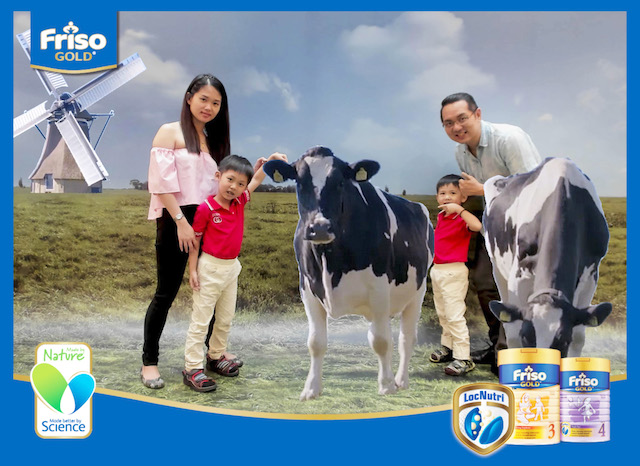 Friso Gold Experience Holland Roadshow With The Kids