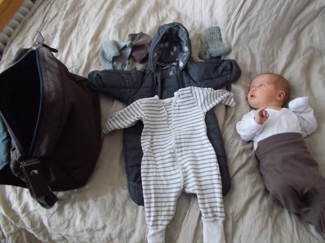 kannattaako ottaa äitiyspakkaus