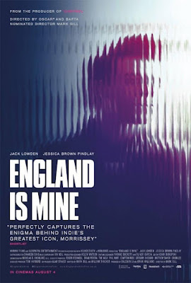 England Is Mine 2017 Custom HDRip NTSC Sub