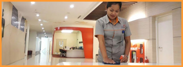 Jasa Cleaning Service Jakarta Professional