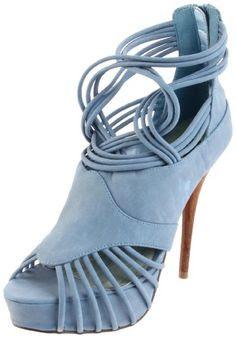 sapato azul serenity pantone 2016