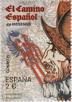 450 ANIVERSARIO DEL CAMINO ESPAÑOL