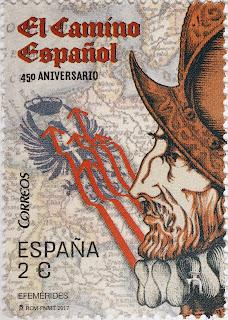 450 ANIVERSARIO EL CAMINO ESPAÑOL
