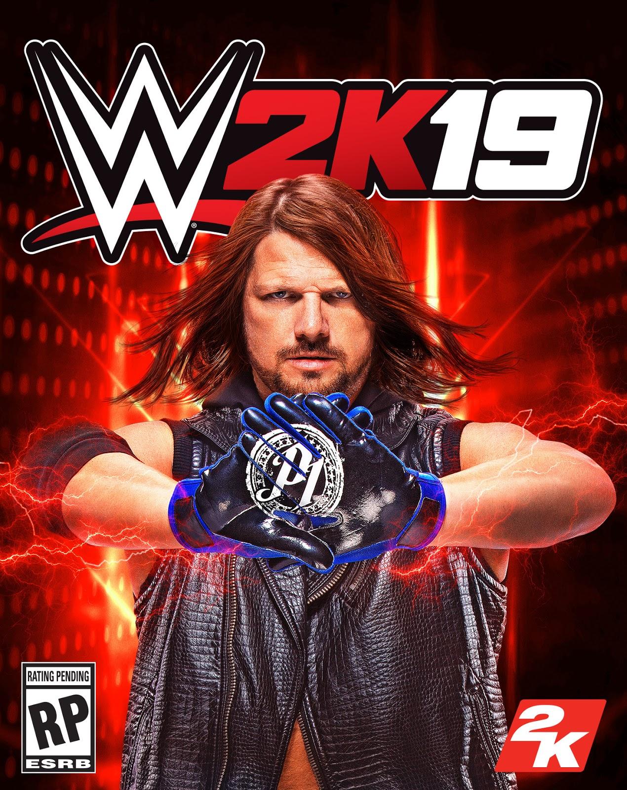تحميل لعبة المصارعة الحرة WWE 2K 2019 كاملة برابط مباشر ورابط تورنت