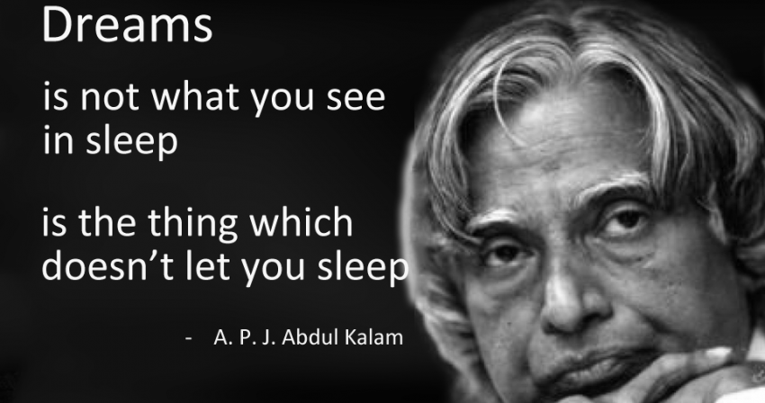I Am Mannerful Most Popular Inspirational Quotes From APJ Abdul Kalam Fascinating Popular Inspirational Quotes