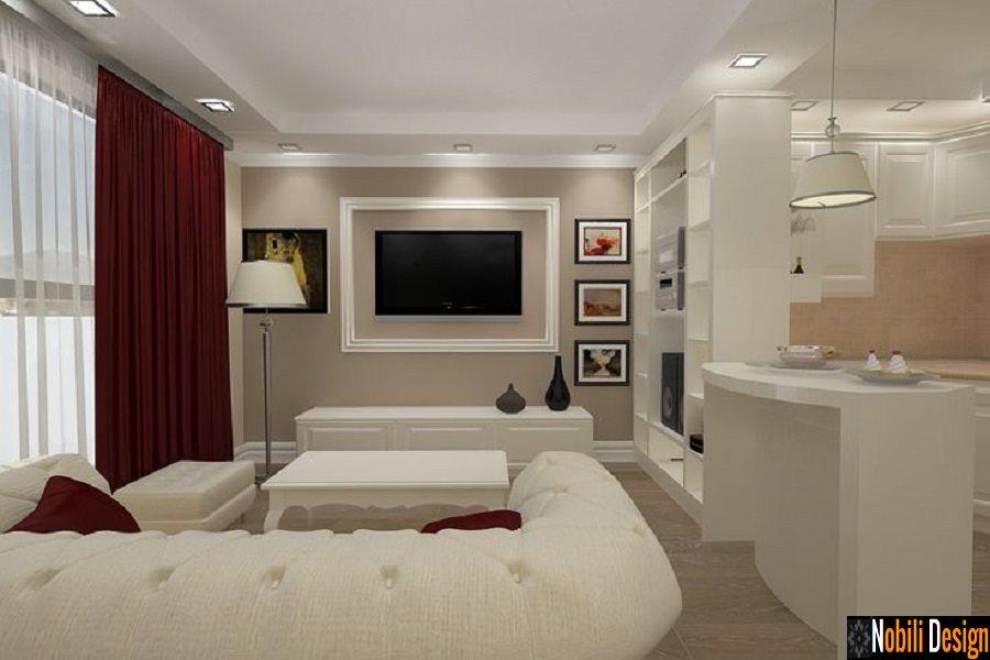 Design - interior - living - clasic